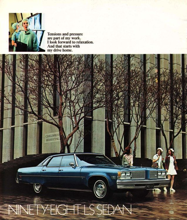 Curbside Classic: 1976 Oldsmobile Ninety-Eight – Orville