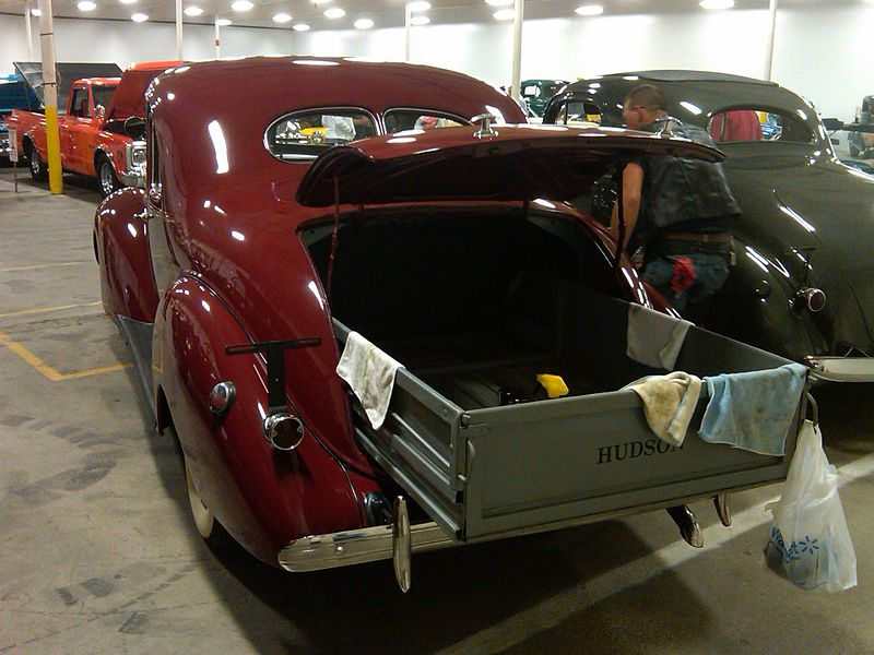 Curbside Classic 1946 Hudson Pickup With A Surprise
