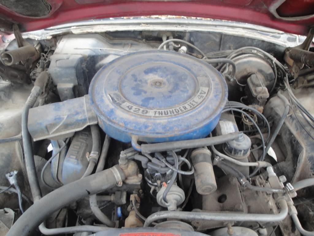 Curbside Capsule 1969 Ford Thunderbird