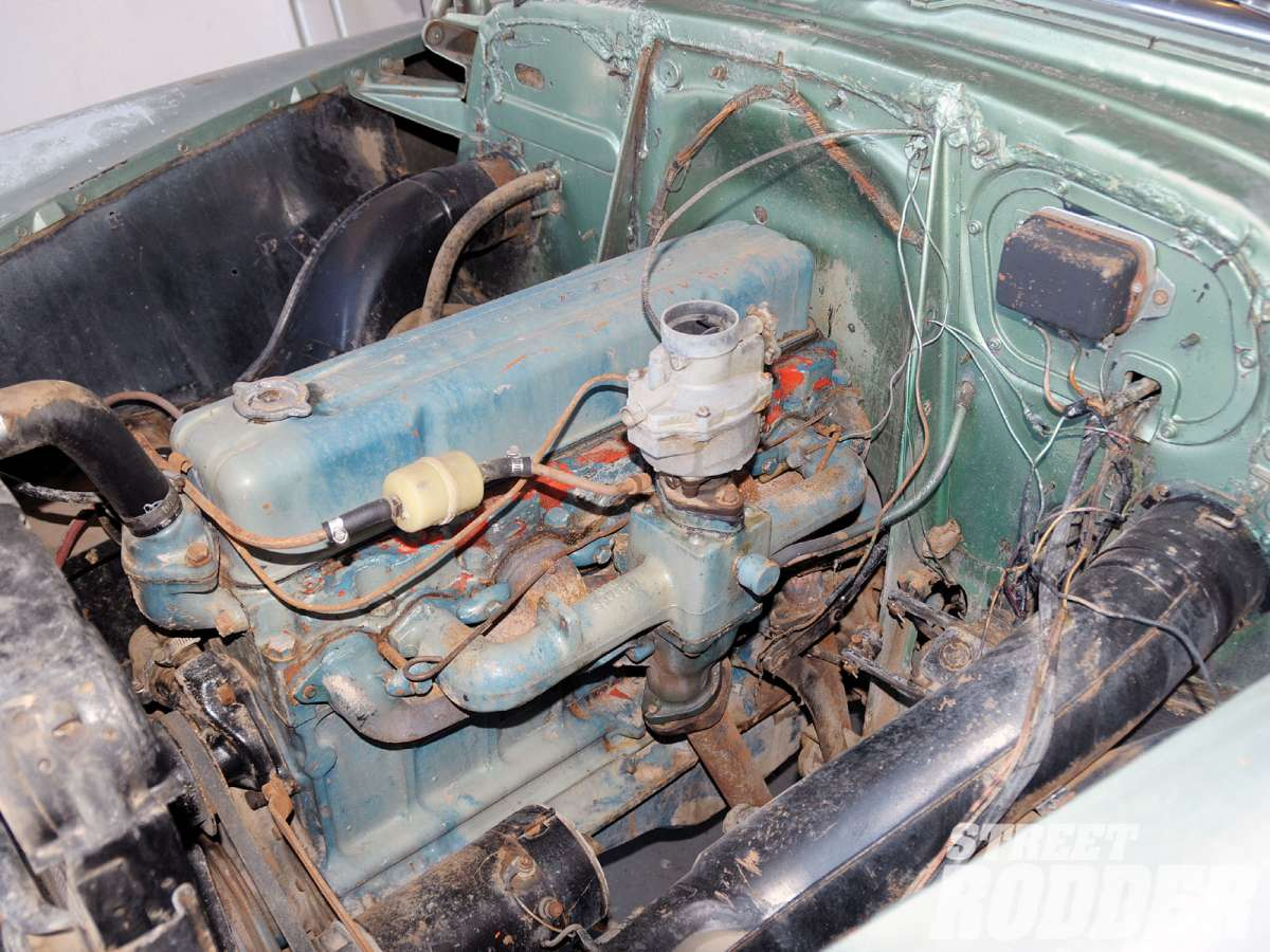 All Chevy chevy 216 engine : CC Capsule: Texas Trifecta, Part One: Baby Got Back