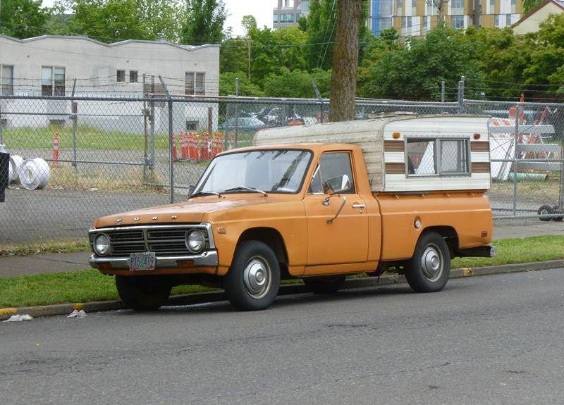 Curbside Classic 1976 Ford Courier The Second Toughest