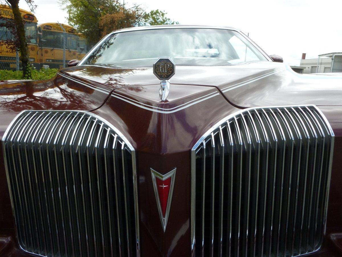 Curbside Classic: 1976 Pontiac Grand Prix – Grand Size, Medium Prize