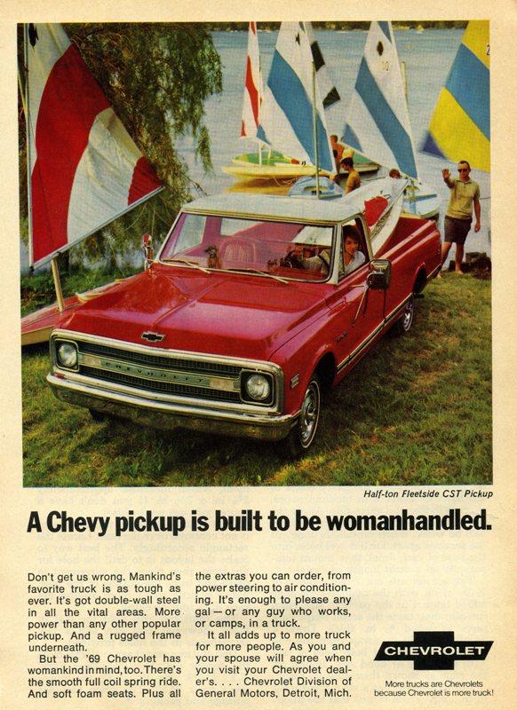 Curbside Classic: 1969 Chevrolet C20 Custom Camper – A Novel Way to
