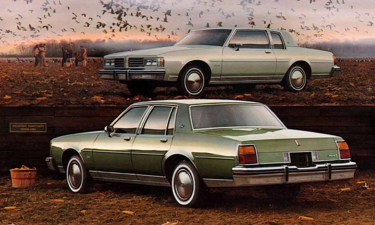 Curbside Classic: 1985 Oldsmobile Delta 88 Royale – Last ...1980 Oldsmobile Delta 88 Royale