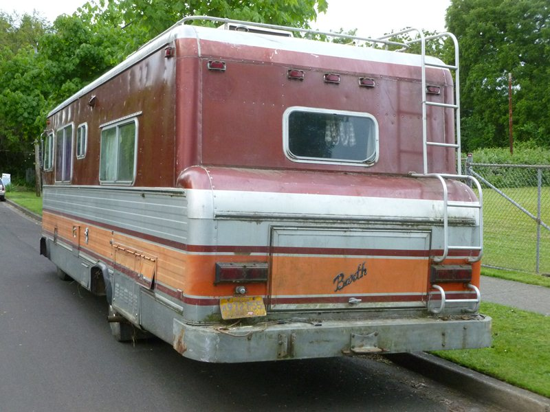 CC Capsule: 1974 Barth Motorhome – Old School Rig For The