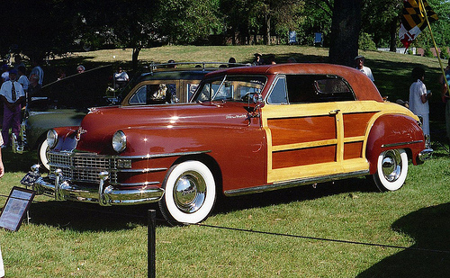 Chrysler T&C 1946 Coupe