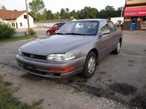 curbside classic 1992 96 toyota camry the greatest camry of all time rh curbsideclassic com 1996 camry manual trans fluid 96 camry owners manual pdf