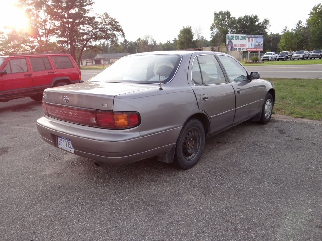 Curbside Classic: 1992-96 Toyota Camry – The Greatest Camry Of All Time?
