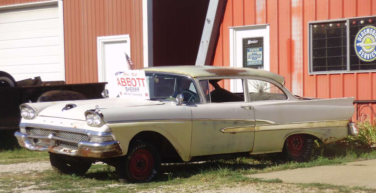 CC Outtake  1958 Ford Custom 300 – Support Your Local Sheriff 2b488bf07c