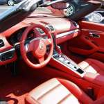 Future Cc Look A Red Interior In A New Car Curbside Classic