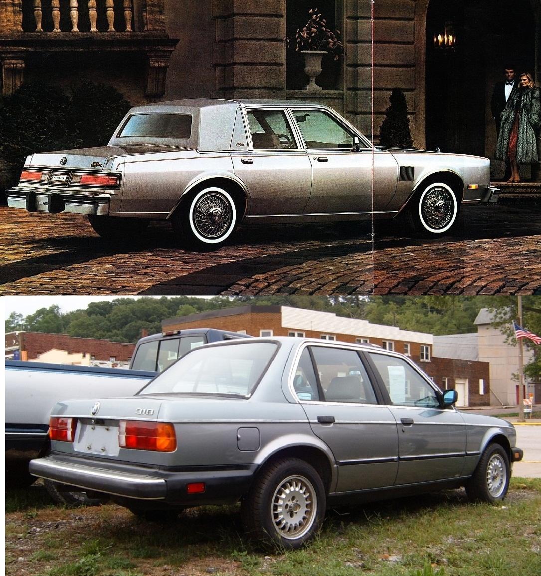 Curbside Classic: 1985 BMW 318i