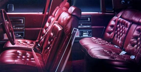 90 D Elegance Interior
