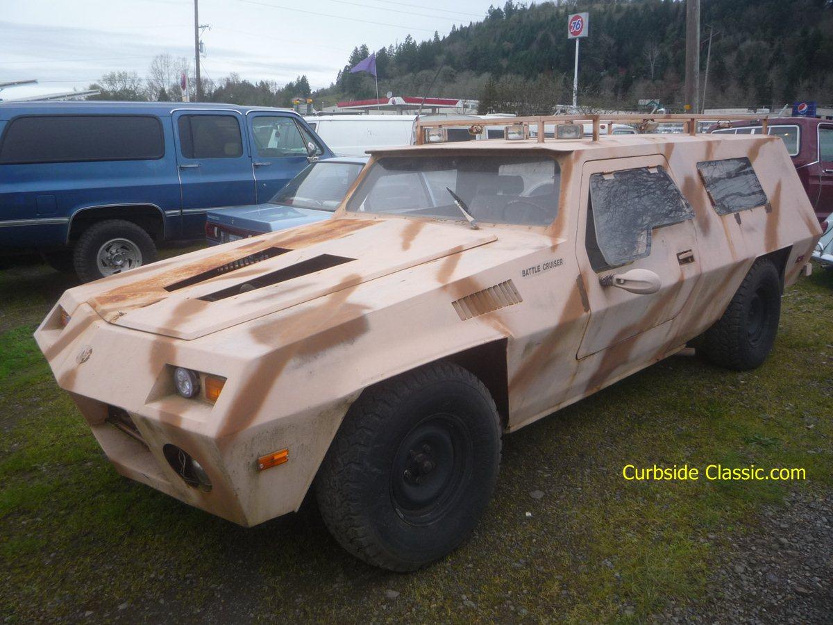 CC Capsule: Cadillac Battle Cruiser – Dad Built Bullet-Proof
