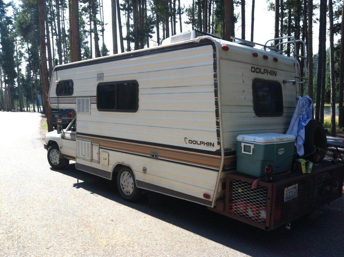 road trip outtakes toyota dolphin rv paul neidermeyer please this particular