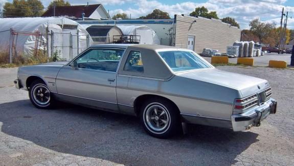 Curbside Classic 1979 Pontiac Bonneville Brougham Coupe