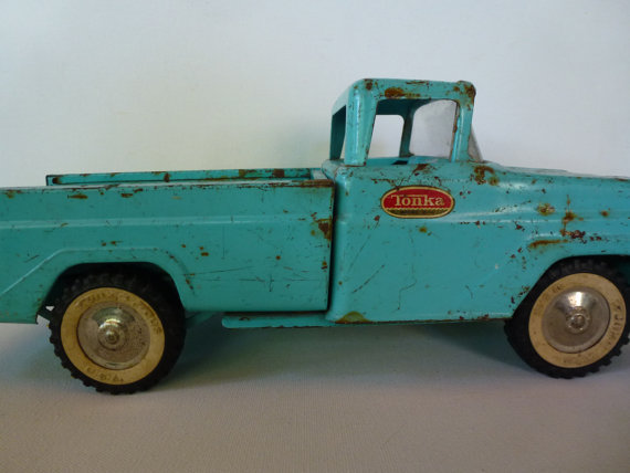 Curbside Classic 1960 Ford F 250 Styleside The Tonka Truck