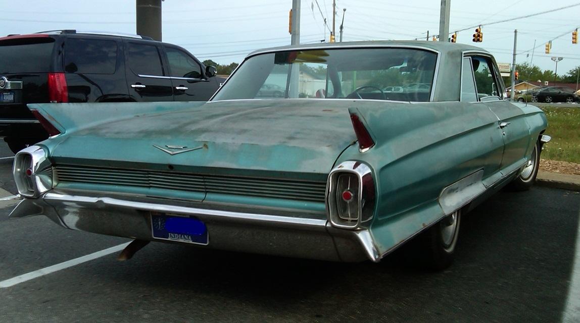 Curbside Clic: 1962 Cadillac Series 62 Coupe – Coupe de la Creme