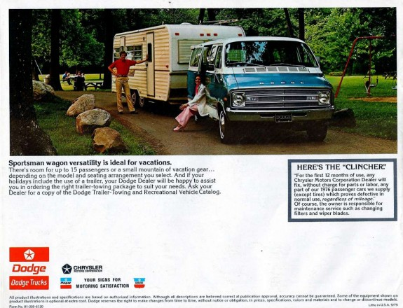 Curbside Classic: 1979 Dodge B100 Van – Is It The Real Thing?