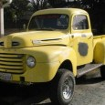 Cornbinders! Now that's what you've most likely been expecting from me. So just why is the lead picture of an old Ford pickup? Let me explain…