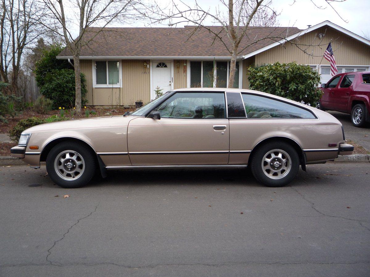 "Curbside Classic: 1979 Toyota Celica Supra Mk1 – ""Plush, Lush; The ..."