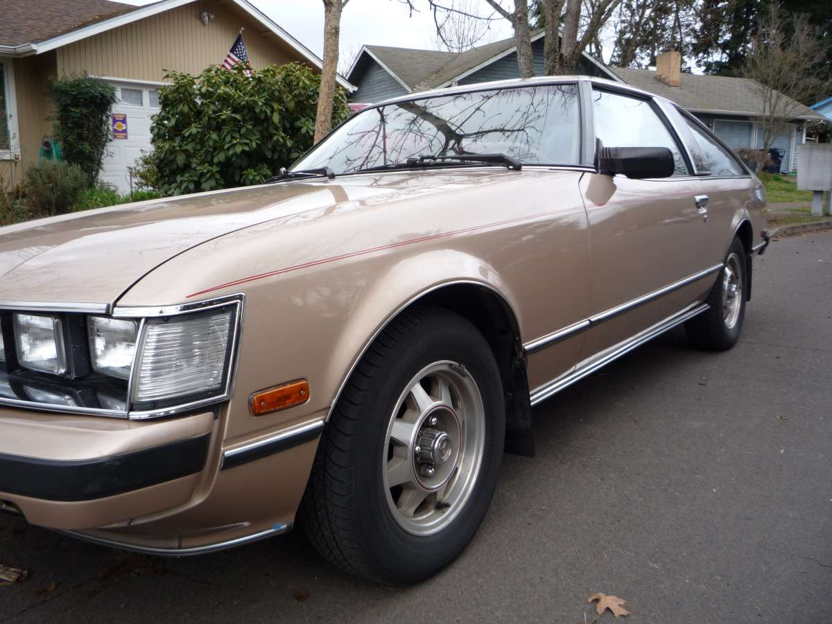 Curbside Classic 1979 Toyota Celica Supra Mk1 Plush Lush The 1970 Mustang Maplight Wiring But Supras Sized Nose And Its Other Distinguishing Trim Only Messes Up A Balanced Clean Design I Resented Gen1 For That