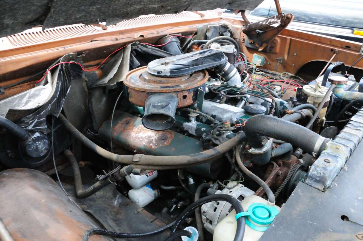 Automotive History: The Case Of The Very Rare 1978 Dodge Diesel