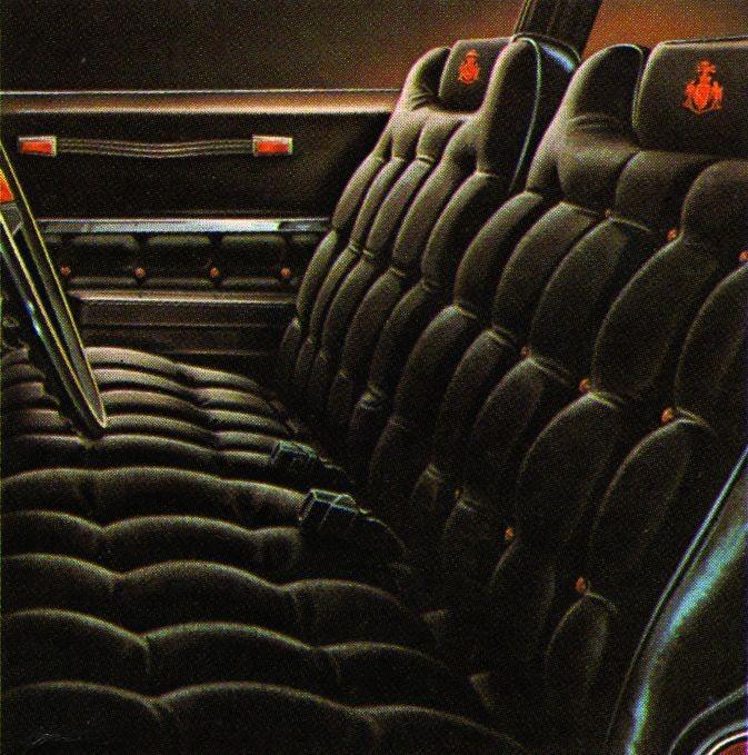 coal 1974 amc matador oleg cassini copper and rust. Black Bedroom Furniture Sets. Home Design Ideas
