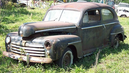 1946 Ford Generic