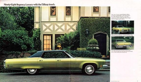 1973 Oldsmobile Full Line-08-09