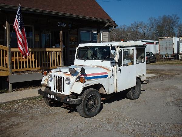 Curbside Classic 1982 Jeep Dj 5 Dispatcherstill Delivering The