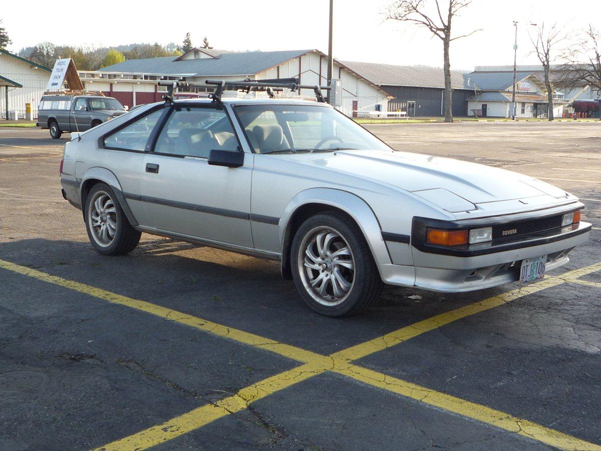 Curbside Classic: 1985 Toyota Celica Supra MK IIu2013The One I Should Have  Bought
