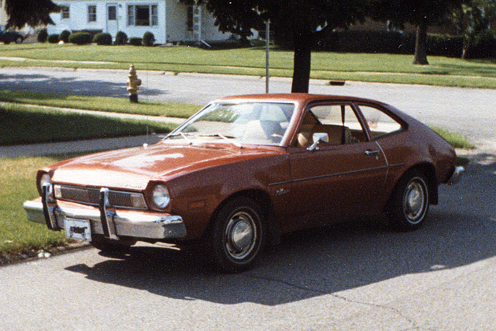 COAL: 1975 Ford Pinto-Fecal Brown Freedom