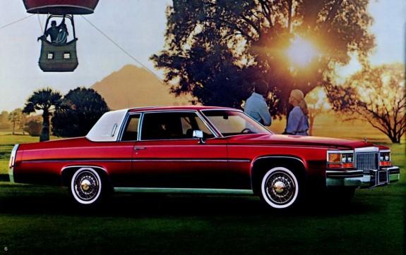 curbside classic 1984 cadillac coupe de ville nice car shame rh curbsideclassic com