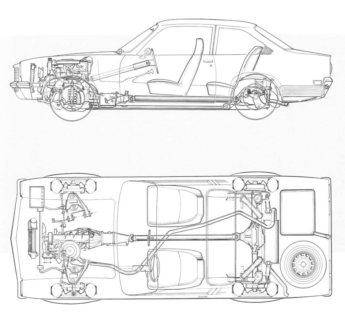 Corvette Chassis Wiring