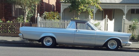 Ford 1965 ute