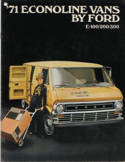 Ford Econoline 1971
