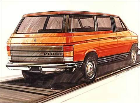 Ford carousel van1972