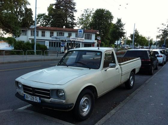 Peugeot 504 pickup fq