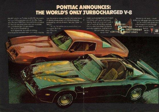Pontiac 1981 Turbo TA
