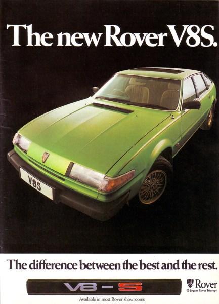 Rover SD ad