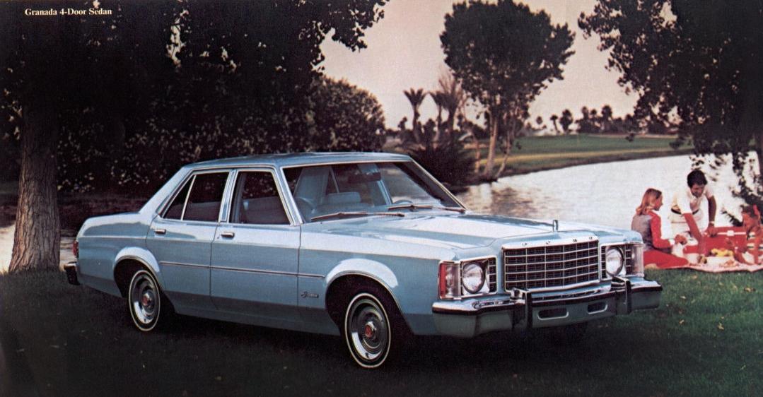 1976 Ford Granada 03