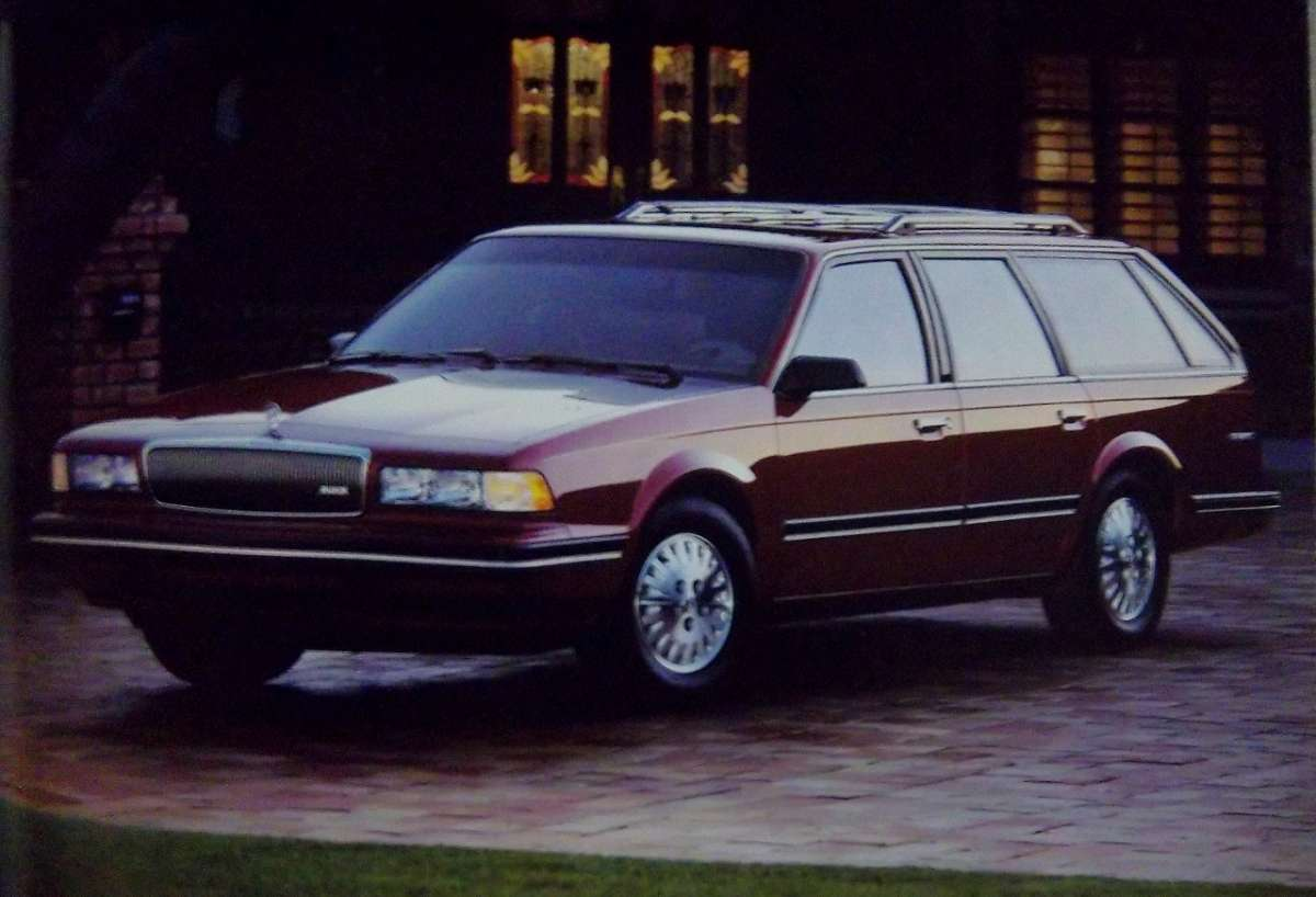 1994 Century Wagon