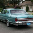 "(first posted 2/19/2013)     For those of you out of the loop, I have a thing for 1950s to 1970s ""big old American cars"" in aqua. Whether the bright turquoise of […]"