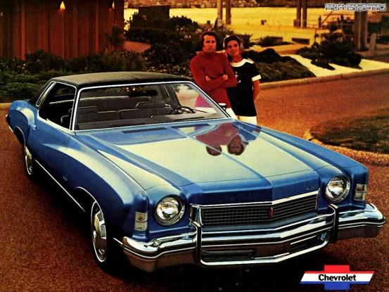 Chevrolet MC 1973 ad