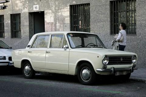 Fiat (Seat) 124 1972