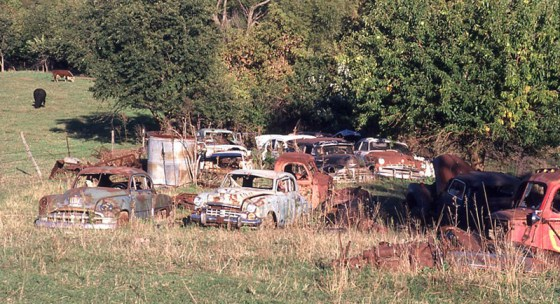 Pontiac, Chrysler, Chevy, Dodge