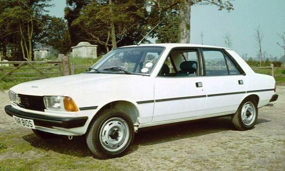 Peugeot 305 1977