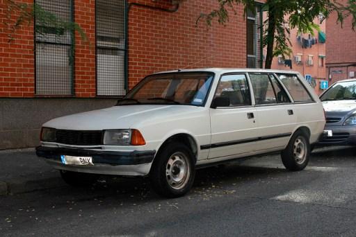 Peugeot 305 wagon