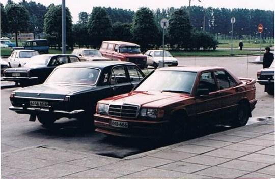 12 Mercedes