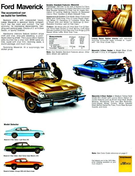 1974 Ford Full Line-05